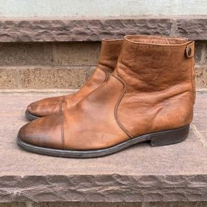 Men's Johnston & Murphy J&M 1850 Ankle Boots
